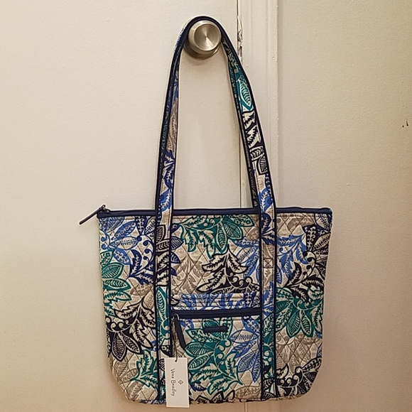 57002c4096 New Vera Bradley Villager Shoulder Bag